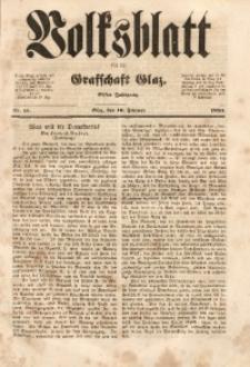 Volksblatt für die Grafschaft Glatz, 1850, Jg. 11, Nr. 15