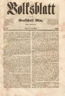Volksblatt für die Grafschaft Glatz, 1850, Jg. 11, Nr. 23
