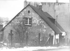 Nieistniejący dom w Piekarach Śląskich