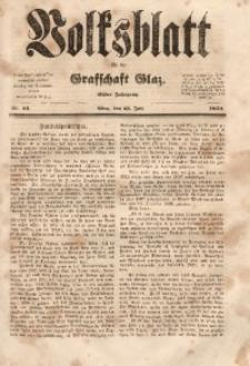 Volksblatt für die Grafschaft Glatz, 1850, Jg. 11, Nr. 59