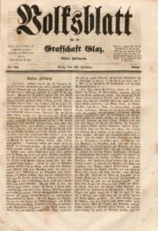 Volksblatt für die Grafschaft Glatz, 1850, Jg. 11, Nr. 82