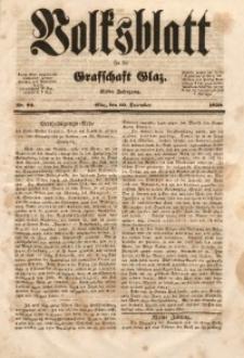 Volksblatt für die Grafschaft Glatz, 1850, Jg. 11, Nr. 99