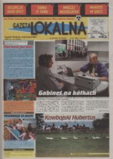 Gazeta Lokalna 2001, nr 43 (123).
