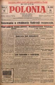 Polonia, 1928, R. 5, nr 253