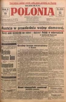Polonia, 1928, R. 5, nr 256