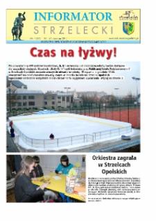 Informator Strzelecki : bezpłatny dwutygodnik kulturalono-informacyjny 2011, nr 1 (27) [42].