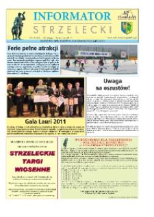 Informator Strzelecki : bezpłatny dwutygodnik kulturalono-informacyjny 2011, nr 4 (45).