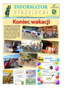 Informator Strzelecki : bezpłatny dwutygodnik kulturalono-informacyjny 2012, nr 17 (83).
