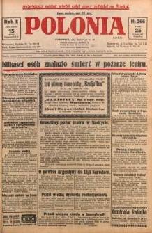 Polonia, 1928, R. 5, nr 266