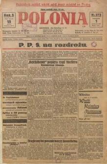 Polonia, 1928, R. 5, nr 272
