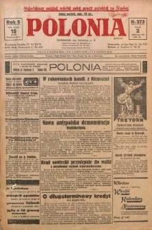 Polonia, 1928, R. 5, nr 273