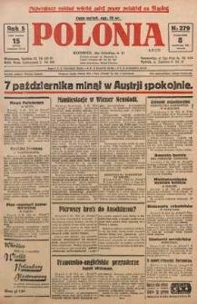 Polonia, 1928, R. 5, nr 279