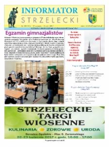 Informator Strzelecki : bezpłatny dwutygodnik kulturalono-informacyjny 2017, nr 8 (197).