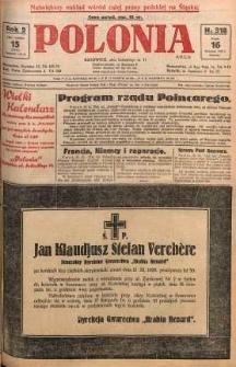 Polonia, 1928, R. 5, nr 318