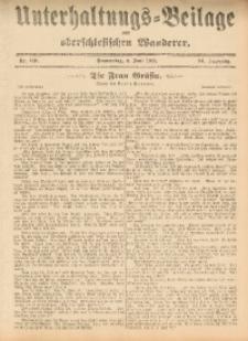 Unterhaltungs-Beilage zum Oberschlesischen Wanderer, 1911, Jg. 84, Nr. 129