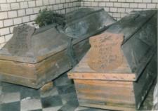 Krypta kaplicy cmentarnej w Piekarach Śląskich