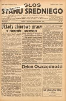 Głos Stanu Średniego, 1936, R. 2, nr 21