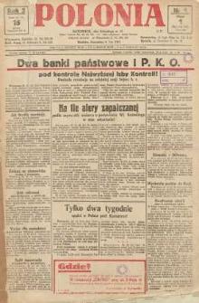 Polonia, 1926, R. 3, nr 1