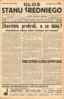 Głos Stanu Średniego, 1938, R. 4, nr 26