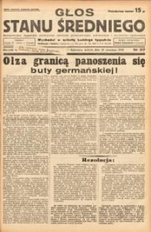 Głos Stanu Średniego, 1938, R. 4, nr 37