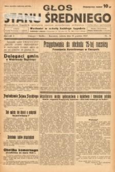 Głos Stanu Średniego, 1937, R. 3, nr 51