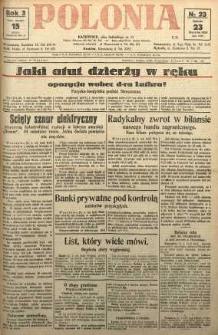 Polonia, 1926, R. 3, nr 23