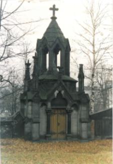 Kaplica księży Nerlichów na piekarskiej Kalwarii