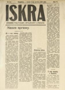 Iskra, 1915, R. 6, no 145