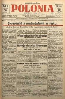 Polonia, 1926, R. 3, nr 54