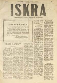 Iskra, 1915, R. 6, no 177