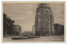 Sosnowitz, Rathaus-Strasse