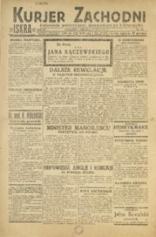 "Kurjer Zachodni ""Iskra"", 1930, R. 21, nr 159"