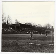 Mecz pierwszomajowy na boisku Fabloku 1973