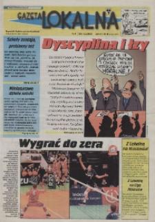 Gazeta Lokalna : tygodnik Kędzierzyńsko-Kozielski 2003, nr 6 (188).