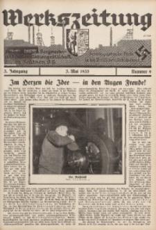 Werkszeitung der Schlesischen Bergwerks- und Hütten-Aktiengesellschaft in Beuthen O/S., 1935, Jg. 3, Nr. 9