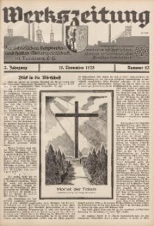 Werkszeitung der Schlesischen Bergwerks- und Hütten-Aktiengesellschaft in Beuthen O/S., 1935, Jg. 3, Nr. 23