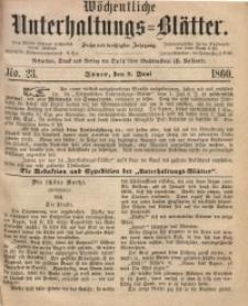 Wöchentliche Unterhaltungs-Blätter, 1860, Jg. 36, No. 23