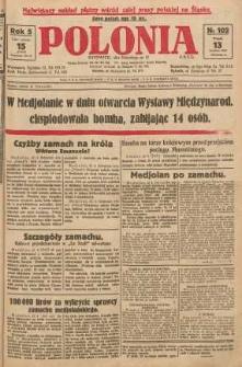 Polonia, 1928, R. 5, nr 102