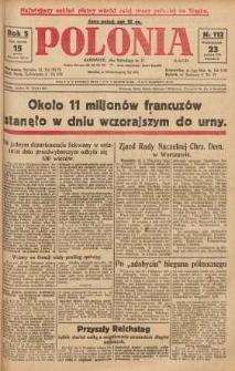 Polonia, 1928, R. 5, nr 112