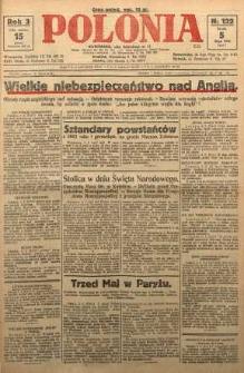Polonia, 1926, R. 3, nr 122