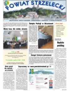Powiat Strzelecki : bezpłatny dwutygodnik samorządu powiatu strzeleckiego 2005, nr 15 (41).