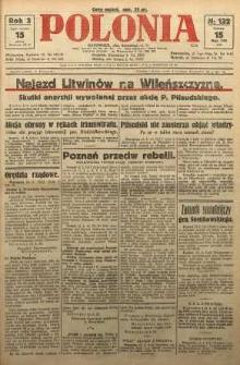 Polonia, 1926, R. 3, nr 132
