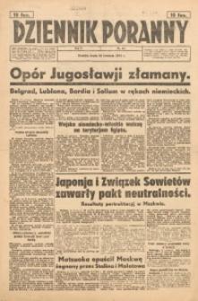 Dziennik Poranny, 1941, R. 2, nr 86