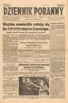 Dziennik Poranny, 1941, R. 2, nr 187
