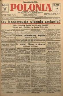 Polonia, 1926, R. 3, nr 160