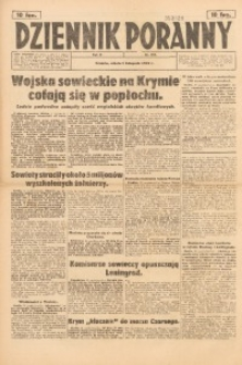 Dziennik Poranny, 1941, R. 2, nr 255