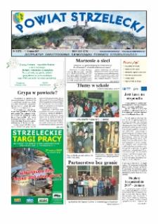 Powiat Strzelecki : bezpłatny dwutygodnik samorządu powiatu strzeleckiego 2007, nr 5 (79).