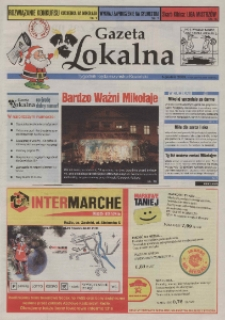 Gazeta Lokalna : tygodnik Kędzierzyńsko-Kozielski 2003, Wydanie specjalne.