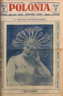 Polonia, 1927, R. 4, nr 57