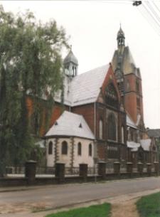Kościół pw. Najświętszego Serca Pana Jezusa w Piekarach Śląskich